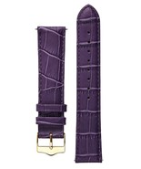 Signature Tropico in Purple 20 mm short watch band. Replacement watch st... - $41.64