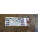 2000 Lakers Trailblazer Spiel 3 NBA Western Finals Uhr Party Voll Ticket... - $14.99