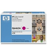 HP Q6463A Print Cartridge for Color LaserJet 4730mfp Series - Magenta - $315.26