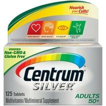 Centrum Silver Adult 50+ Multivitamin/Multimineral Supplement 125 CT..+ - $25.99