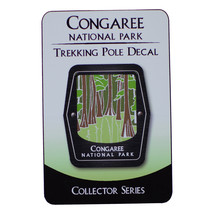Congaree National Park Trekking Pole Decal - South Carolina - $3.56