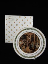 Department 56 Christmas Classic Collector Plate ~ No. V Happiness He Gives - $28.49