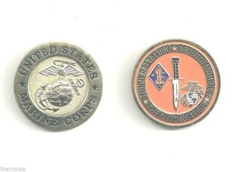 MARINE CORPS 3RD BATTALION 7TH MARINES  CHALLENGE COIN - $16.24