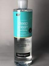 Neutrogena Deep Clean Purifying Micellar Cleansing Water New - $10.00
