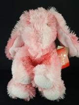 Easter Bunny Rabbit Beverly Hills Teddy Bear Co Pink Plush Stuffed NEW G... - $19.79