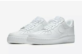 Nike Air Force 1 '07 (Womens Size 8) Shoes 315115 112 Retro Uptown Tripl... - $93.50