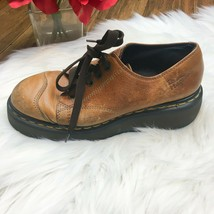 Doc Dr. Martens Women's Single Amputee Left Shoe Onle High Brown Lace Up Size 6 - $26.99