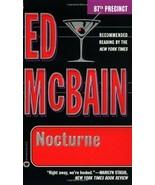 Nocturne: A Novel of the 87th Precinct (87th Precinct Mysteries) McBain, Ed - $11.48