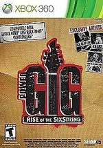 Power Gig: Rise of the SixString - Xbox 360  NEW! - $4.99
