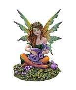 My Baby Pet Dragon Fairy Collectible Home Decor Figurine - £30.83 GBP