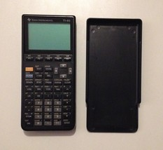 Vintage TEXAS INSTRUMENTS TI-85 Scientific Graphing Calculator - $49.49