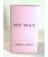 Giorgio Armani My Way Eau de Parfum - 1.7 oz. - Sealed Box - $74.99