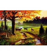 A Bend in the Road 1000 pc Jigsaw Puzzle by SunsOut - $15.96
