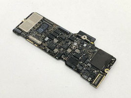 Apple Macbook Retina A1534 2015 Logic Board M-5Y51 1.2GHz 8GB 512GB 820-00045-A - $204.92