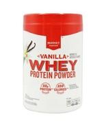 Market Pantry® Vanilla Whey Protein Powder - 2 lb  New. Free Shipping - $32.52