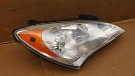 10-12 Hyundai Genesis Coupe Headlight Head Light Halogen Passenger Right RH image 2