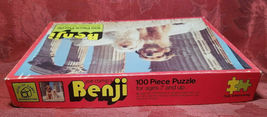 Vintage Joe Camps Benji Jigsaw Puzzle 100pcs House of Games image 4