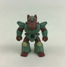 "Battle Beasts Danger Dog Action Figure 2"" Vintage 1986 Hasbro Takara - $13.32"