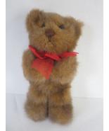 First & Main Rinky Dinky Minky Brown Bear - $7.69