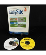 Easy Site Rel. 1.10 for Autocad 14 - 2000 Site Modeling Manual CD Serial... - $299.99