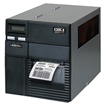 Oki LE810DT Direct Thermal Printer - Monochrome - Desktop - Label Print ... - $216.66