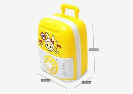 Jeus Toys Aromi Melody Light Suitcase Money Banks Savings Box Piggy Bank Toy image 6