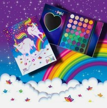 Morphe X Lisa Frank 35B Unicorn Print Palette NWT 100% Authentic - $49.99