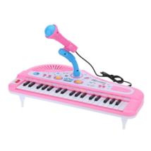 Infant Playing Educational Electronic 37 Keys Piano Kids Toys keyboard C... - $29.95