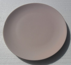 IKEA Salad Plate 8 5/8'' in Fargrik Pink Color Matt Finish by IKEA Made ... - $13.99