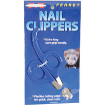 Marshall Pet Blue Ferret Nail Clippers  766501001310 - $19.29