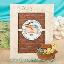 Delightful Noahs Ark 4x6 frame from gifts by fashioncraft  - $11.99