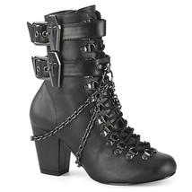 Demonia VIVIKA-128 Women's Ankle Boots BVL - $90.95