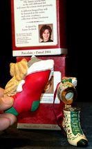 Hallmark Keepsake Ornaments Fashion Afoot & Mom & Dad Stocking AA-191792E Colle image 6