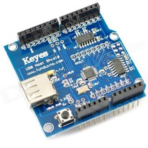 USB Host Shield Expansion Board Google Android Compatible for Arduino - $20.33