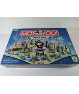 MONOPOLY HERE AND NOW EDITION AMERICA HAS VOTED Board Game Used - $10.89