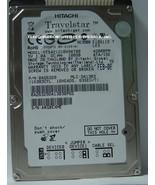 "100GB IDE 2.5"" drive Hitachi - HTS421210H9AT00 Free USA Ship Our Drives ... - $29.95"