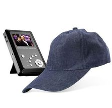 Baseball Cap Hidden DVR Camera Recorder - $159.95