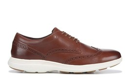 New Mens Cole Haan Original Grand Shortwing Woodbury Ivory Dress Shoes New inBox image 2