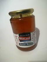 100% natural flower honey  new land brand hungary 2019 harvest 32 oz 900... - $39.59
