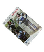 Simplicity Pattern 8630 Uncut Jackie Craft Cosplay Armor Size H5 6-14 Costume - $11.99