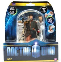 """Doctor Who 5"""" Action Figure Uncle with Flesh Goo & Face Mask - NEW - $12.00"""