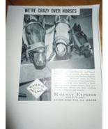 Vintage Railway Express Agency Inc. Print Magazine Advertisement 1937 - $4.99