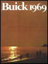 1969 Buick Deluxe Sales Brochure Riviera Electra GS Skylark Wildcat LeSabre - $11.29