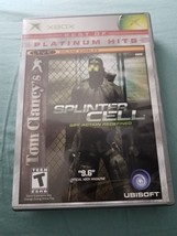 Tom Clancy's Splinter Cell Spy Action Redefined (Xbox 2002) - $9.89