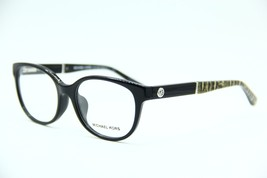 NEW MICHAEL KORS MK 4032F 3168 BLACK EYEGLASSES AUTHENTIC RX MK4032F 49-17 - $59.84