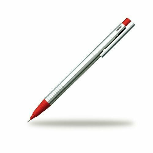 *LAMY Lamy pencil logo stainless Red 0.5mm L105RD regular imports