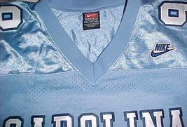 Lawrence Taylor #58 North Carolina Tar Heels NCAA ACC Blue Throwbacks Jersey XL image 4