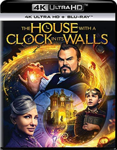 The House with a Clock in Its Walls (4K Ultra HD+Blu-ray)