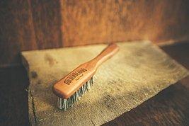 Vegan Beard Brush - Vegetal Bristles for Beard and Moustache from Golden Beards  image 5