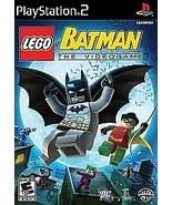 Video Game Playstation PS2 Batman Lego 2008 Replacement Case - $0.98